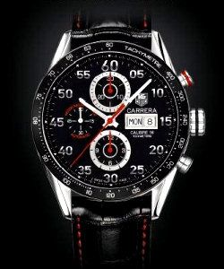 Tag Heuer Carrera Day Date Limited Edition for Italy..
