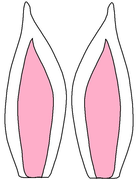 konijnenoren knutselen zoeken thema lente