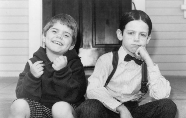 The Little Rascals!