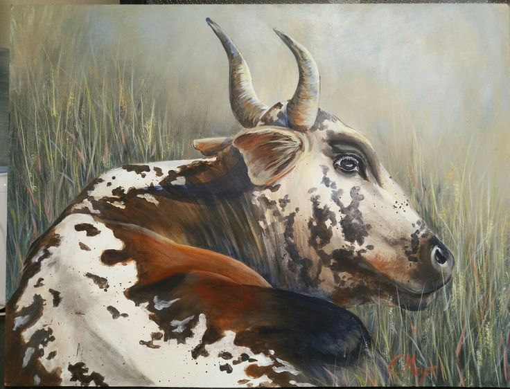 Painting by Cornelia Meyer