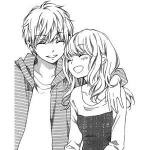 48 best anime love images on pinterest anime couples - Cute anime couple pictures ...