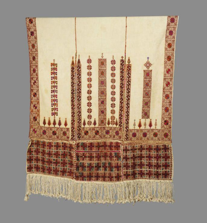 Palestinian Embroidery Vintage Textiles Palestine Prayer Rug