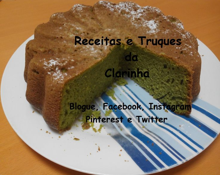 Receitas e Truques da Clarinha: 10th World Bread Day & World Food Day - Pão de abóbora e um Bolo de espinafres