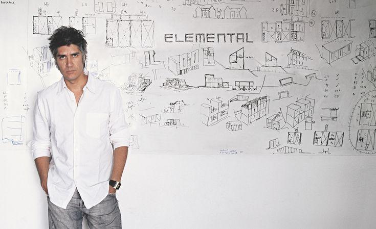 Alejandro Aravena, 2016 Pritzker Architecture Prize Winner