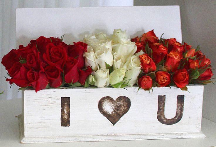 Tiempo de Flores | diseños florales | Pamela Muñoz | Coquimbo | Cajas