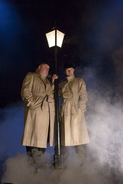Light - 39 Steps Criterion Theatre