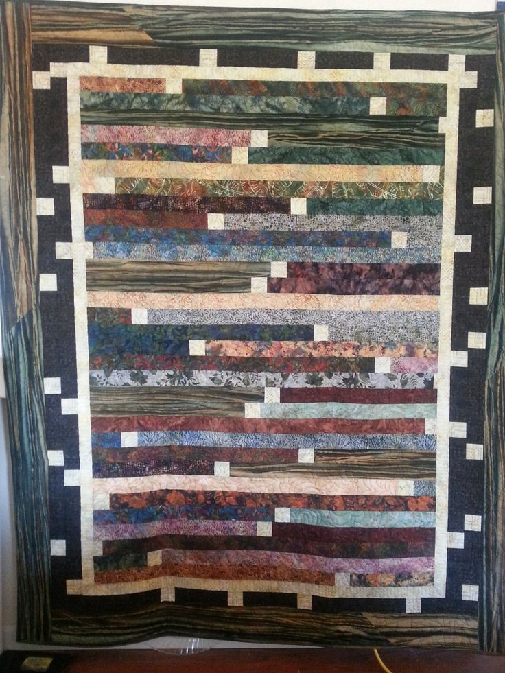 160 best QUILTS - Jelly Roll 1600 images on Pinterest | Jelly ... : jelly roll 1600 quilt patterns - Adamdwight.com