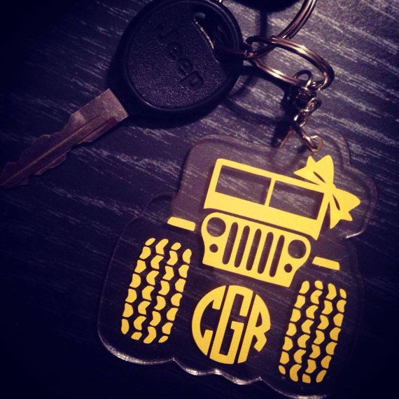 Hey, I found this really awesome Etsy listing at https://www.etsy.com/listing/275164950/jeep-keychain-jeep-acrylic-keychain