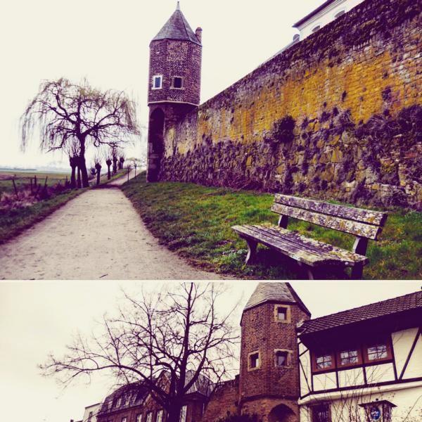 #Dormagen #Altstadt #Stadtmauer #Rheinturm #Neuss #Rheinland #Zons