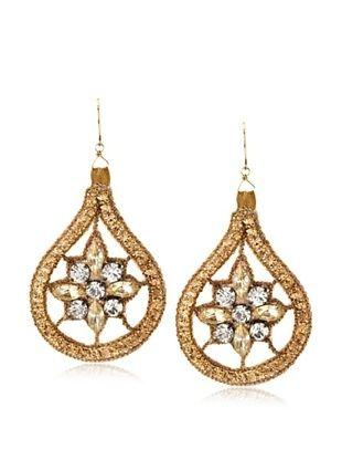 60% OFF a.v. max Glamour Teardrop Earrings
