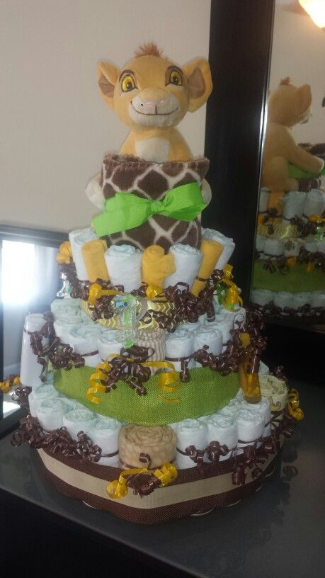 diaper cake instructions without rolling