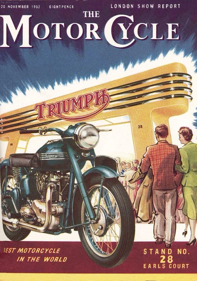 #Triumph | caferacerpasion.com