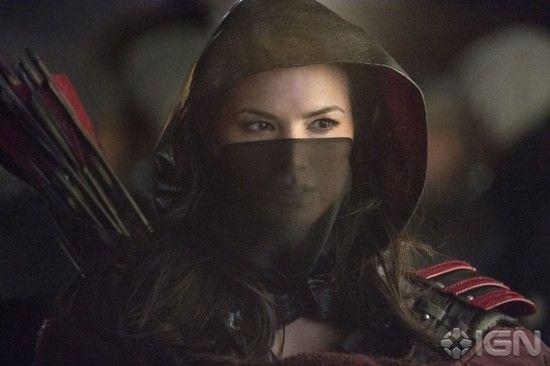 "Nyssa Raatko From ""Heir to the Demon"" (Arrow)"