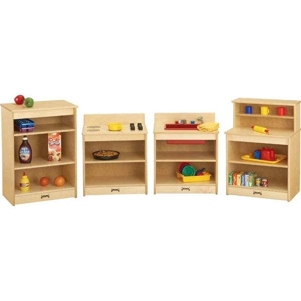 JontiCraft Toddler Kitchen Set 4080JC JontiCraftFurniture.com