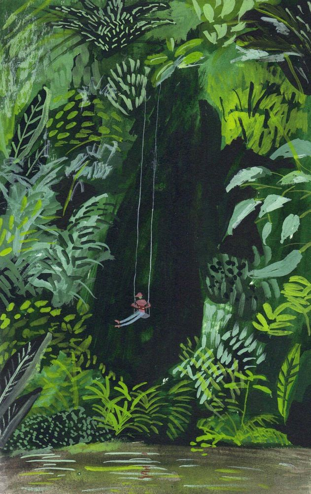 Image of The Hang of It, Limited Edition Print