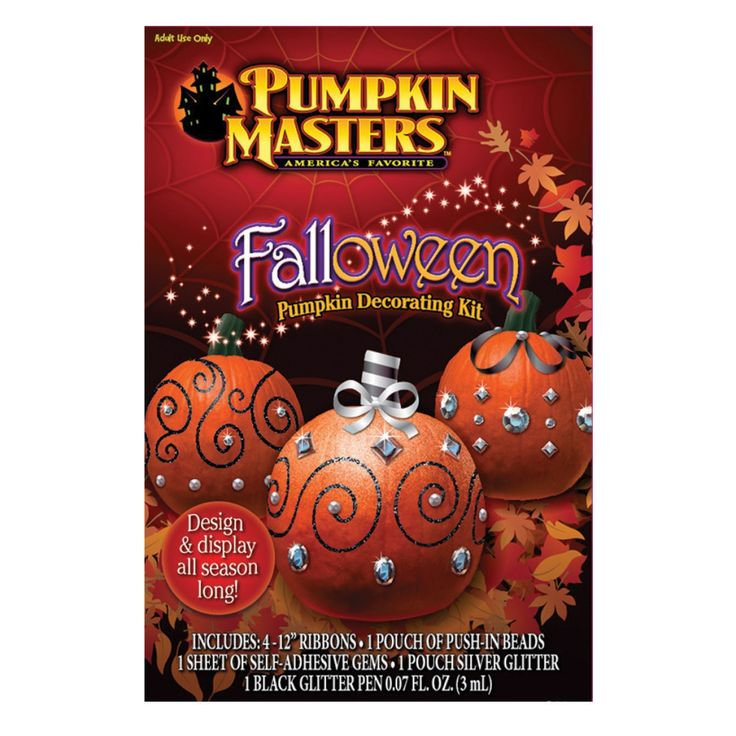 fall and thanksgiving pumpkin decorating kit 66586 halloween decorations ace hardware