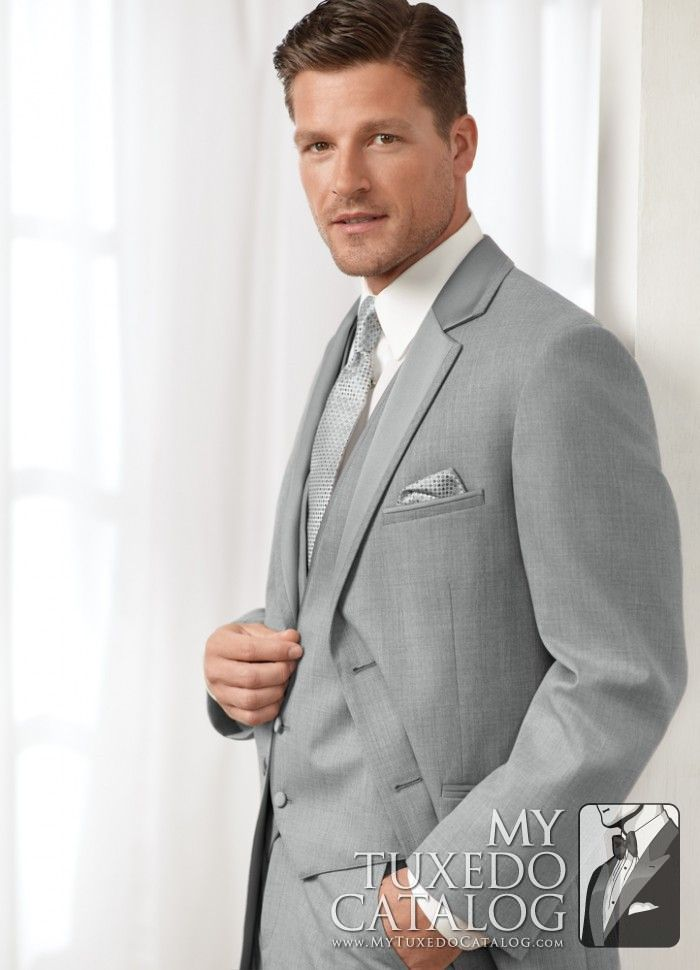 Best 25  Grey tuxedo ideas on Pinterest | Grey suits, Grey suit ...