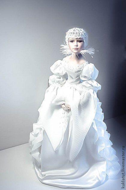 Коллекционные куклы ручной работы. Ярмарка Мастеров - ручная работа принцесса Тиана. Handmade.