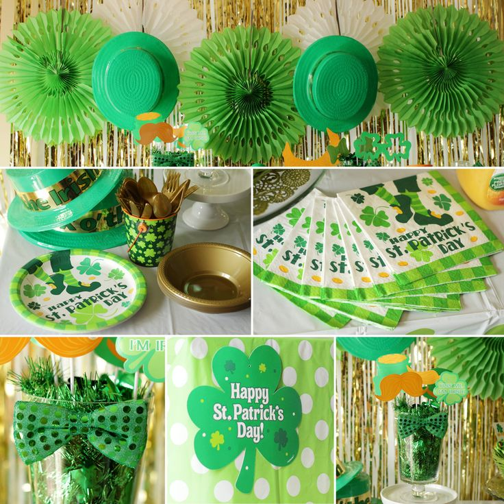 248 best st patrick 39 s day party ideas games decorations recipes images on pinterest. Black Bedroom Furniture Sets. Home Design Ideas