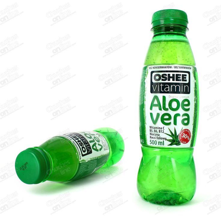 Bebida de ALOE VERA OSHEE