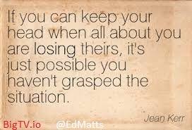 Jean Kerr Keep Head