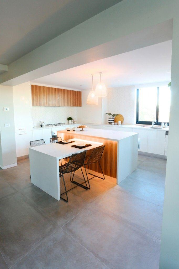 The Block kitchen reveals last night
