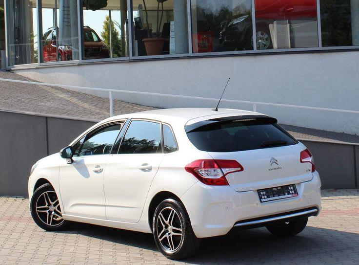 Citroen C4 hatchback VTi Seduction, Samochód używany z gwarancją, auto z salonu, Peugeot Używany Gwarantowany - Szczegóły ogłoszenia ()