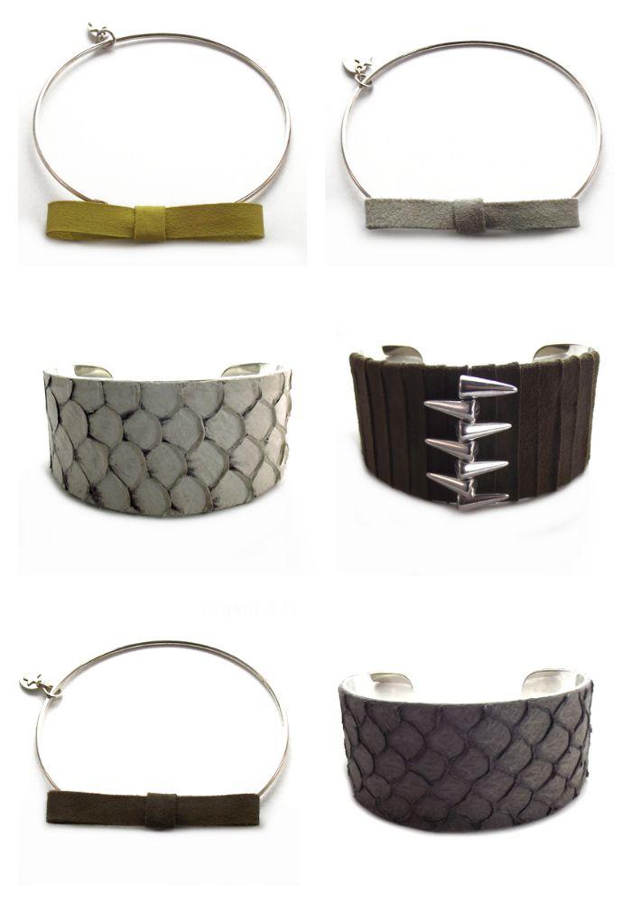 Bracelets, les dernières créations...★! http://www.llulecreations.com/