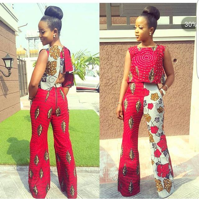 Latest and Creative Ankara Styles 2017: Hello beautiful ladies, Today We are here again to presents to you the latest and creative ankara Fabrics Styles.