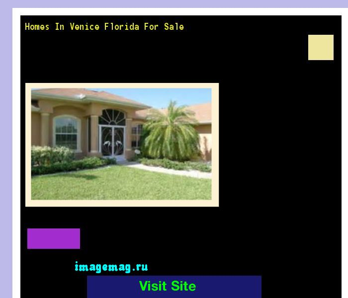 Homes In Venice Florida For Sale 152259 - The Best Image Search