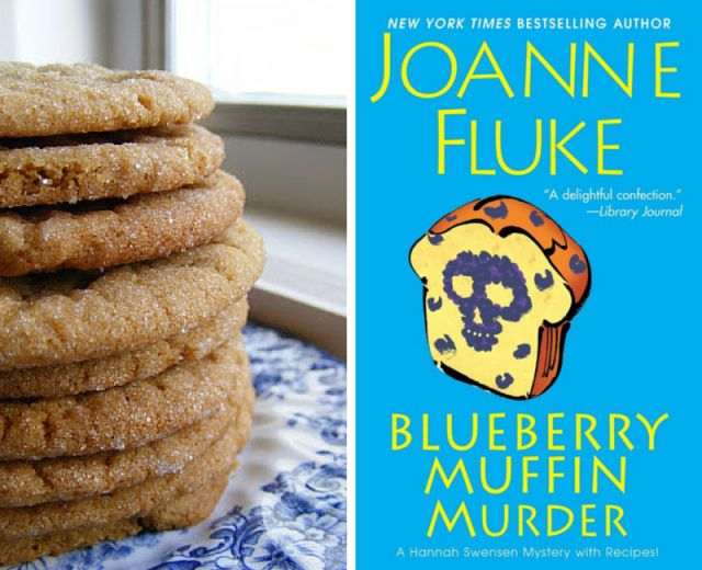 Whip up a delicious treat for your next book club meeting by trying out some of these tasty recipes inspired by Joanne Fluke's mystery novels!