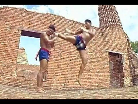 Muay Thai Boran Chaiyuth tutorial educational video มวยไทย - YouTube