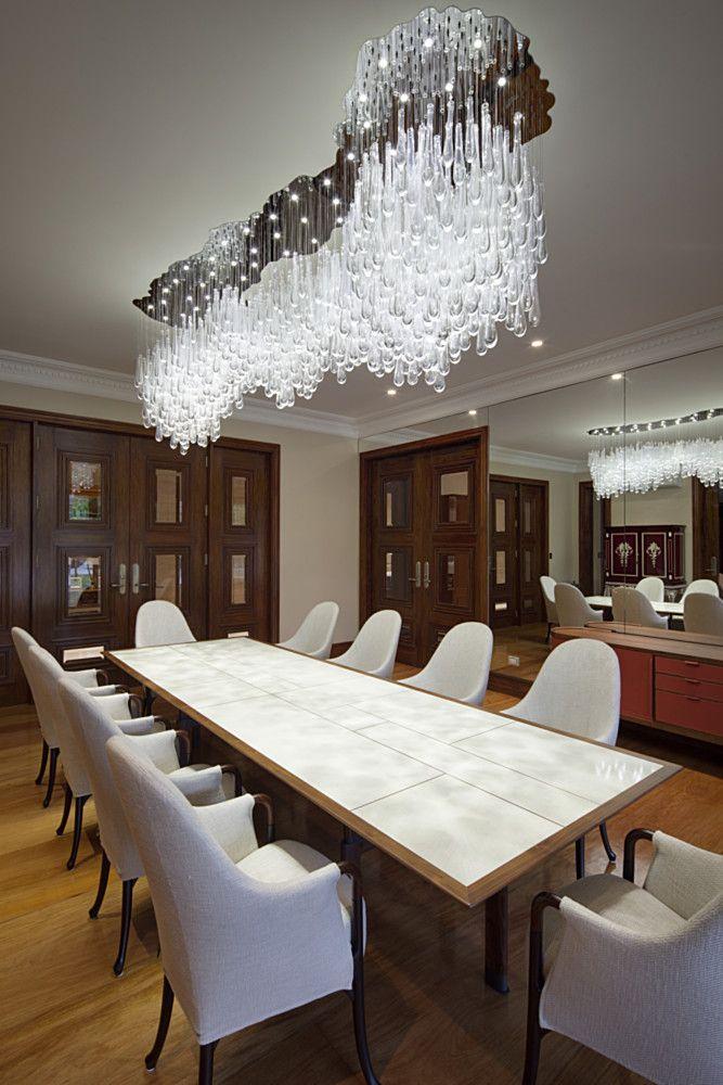Suter Villa by Lasvit 44 best chandeliers