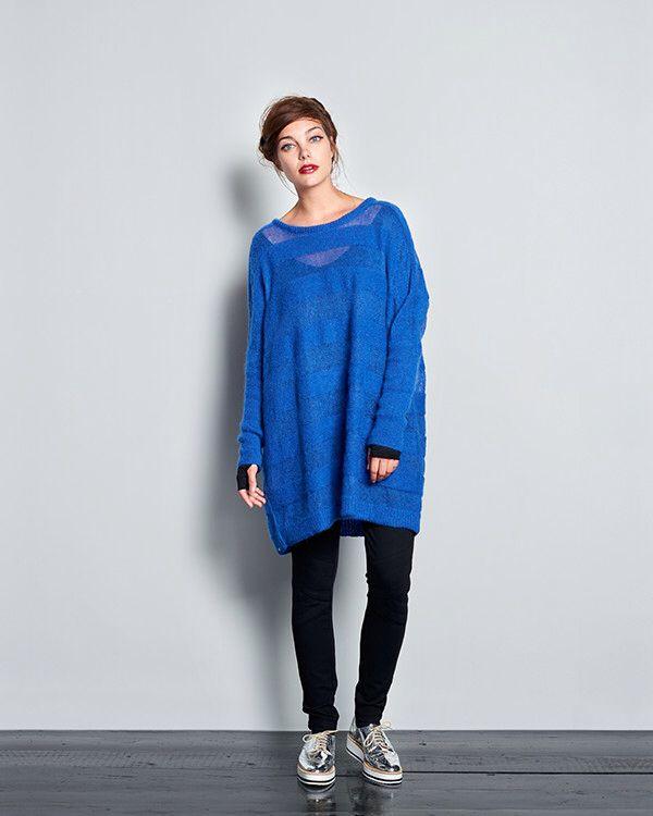The colour! CoraKemperman Sweater