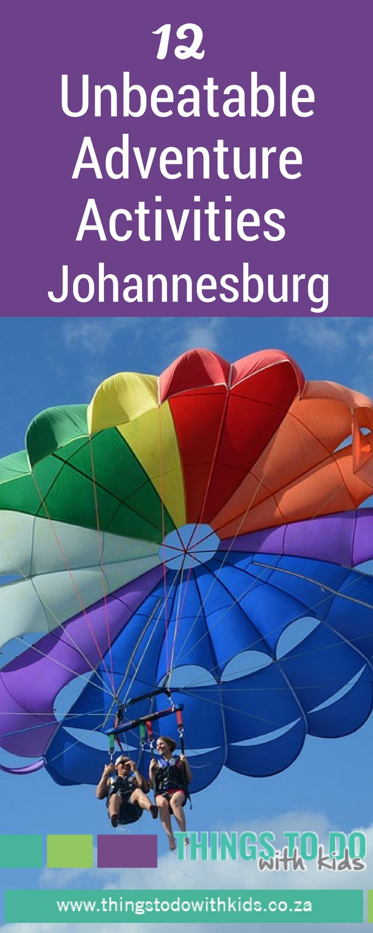Affordable outdoor adventure activities in Johannesburg | Things to do outdoors in Johannesburg | Child-friendly outdoor venues | Johannesburg | South Africa | Outdoor Play Parks | Things to do with Kids | Excursions & Activities