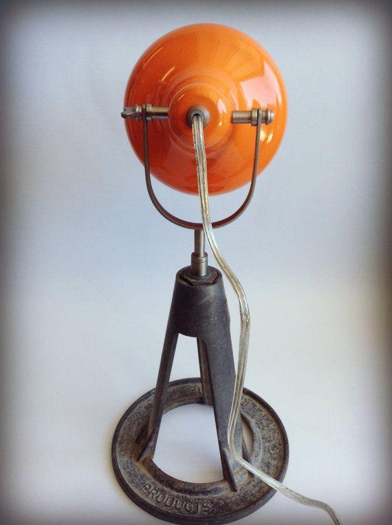 Man Cave Accessories Melbourne : Explosion proof lamp industrial desk cottage chic