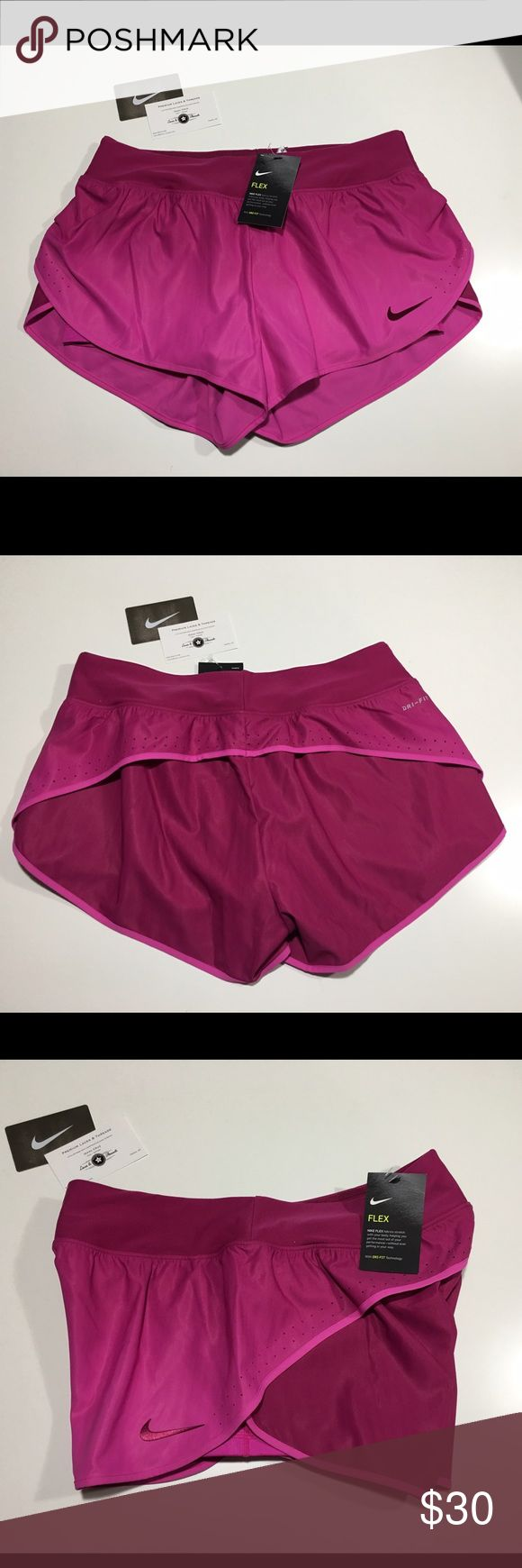 Nike Court Flex Ace Women's Tennis Shorts 801617 Brand new with tags. Directly from Nike. Orders will be shipped out the following day excluding Saturday and Sunday's. if you have any questions send them my way. Always open to fair offers. But I'm not able to accommodate trades because this is inventory from my eBay store. Thanks for Looking! Nike Shorts