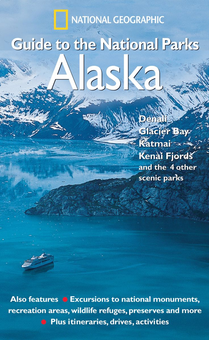 Think outside the box and visit Alaska for eight major National Parks. #FindYourPark Regional Guide to National Parks: Alaska | National Geographic Store