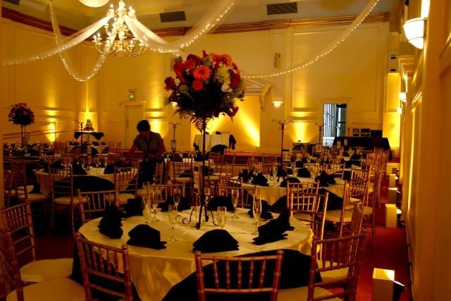 Springfield Banquet Center Tea Room