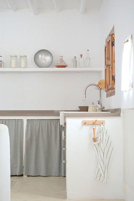 ATELIER RUE VERTE , le blog: Andalousie / Une villa à louer sous les oliviers /