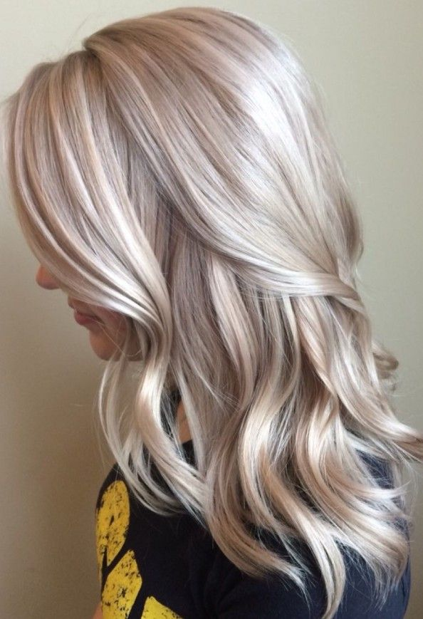 Best 50 Elegant Cute Platinum Blonde Hairstyles In 2018