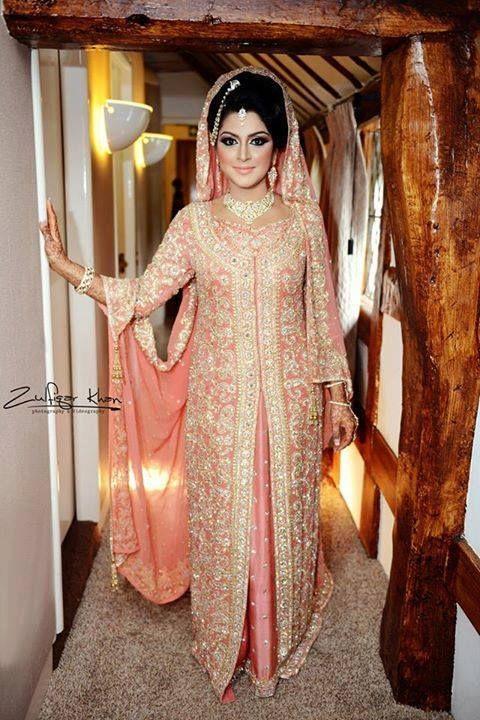 muslim bride http://www.pinterest.com/khuddin/mew-stylish/