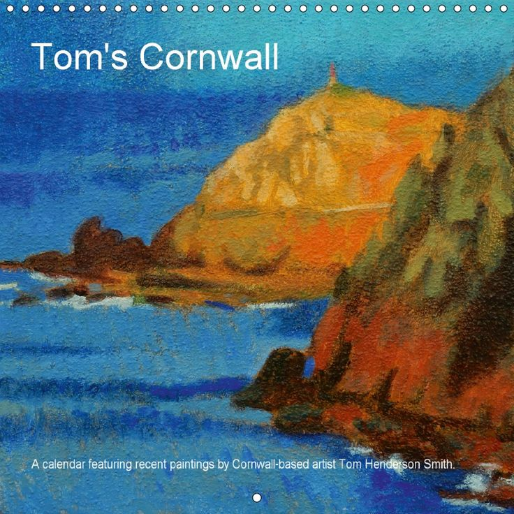 Tom's Cornwall - CALVENDO Now available with 2017 dates.