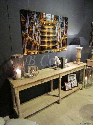 "PR Interiors Riviera Console 200 in weathered oak-eik<span style=""font-size: 0.01pt;""> PR-Rogiers-Home-Interiors-CHR/091/03 console-wandtafel-table-de-drapier-table-murale-tables-de-drapier-tables-murales-wandtafel-wandtafels-consol </span>"