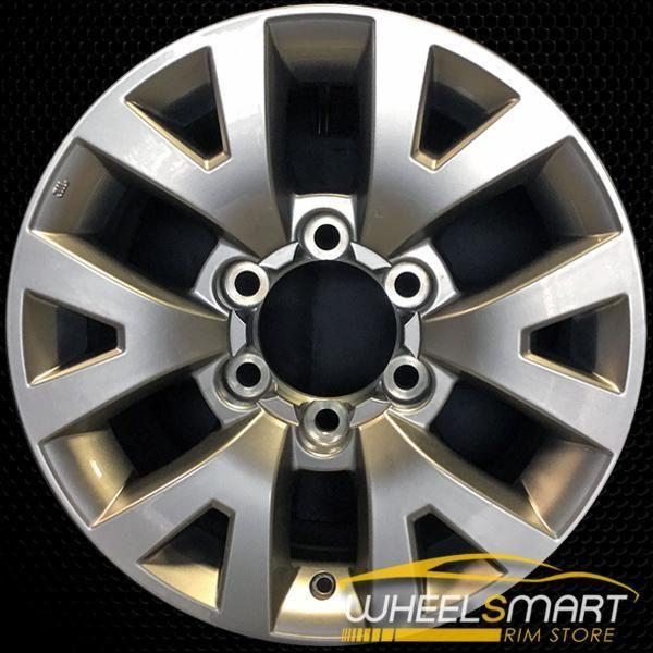 16 Toyota Tacoma Oem Wheel 2016 2018 Silver Alloy Stock Rim 75190