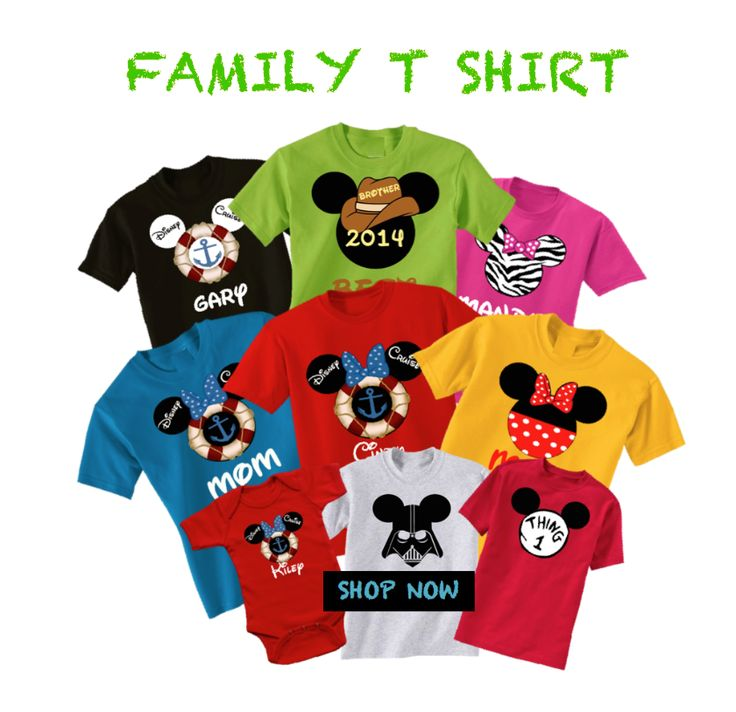 1000 images about disney cruise ideas on pinterest for Custom t shirts family vacation