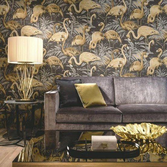 Behang arte flamingo avalon collectie geef uw interieur for Eveline interieur