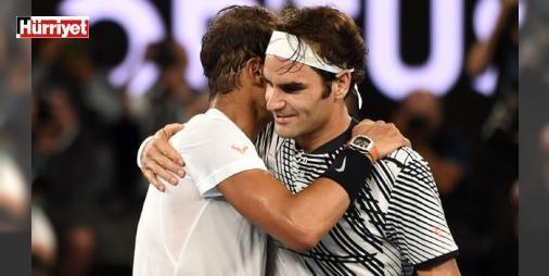 Avustralya Açık finaline sosyal medyada büyük ilgi: Avustralya Açık Tenis Turnuvası tek erkekler finalinde, İsviçreli Roger Federer ile İspanyol Rafael Nadal'ı karşı karşıya getiren karşılaşma, sosyal medyada büyük ilgi gördü.
