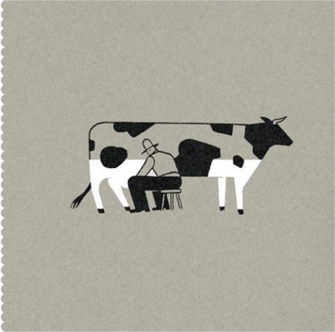 Vache à lait...