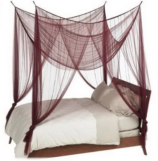 Best 25 Canopy Bed Curtains Ideas On Pinterest Bed